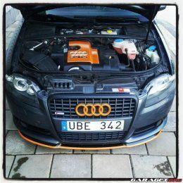 Audi a5 30 tdi quattro sport remap