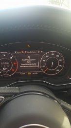 Drive system fault   Audi-Sport net
