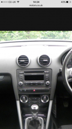 AUX input, standard Audi headunit, help? | Audi-Sport net