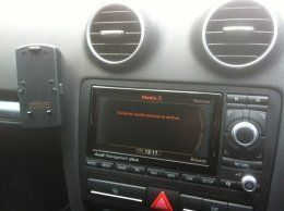 Factory fitted AUX input not working | Audi-Sport net