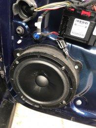 Audi A3 8P Speaker Upgrade Tweeter Distortion   Audi-Sport.net