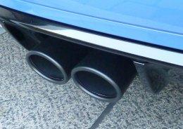 RS3 matt black tail pipes.JPG