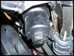 Location of the oil filter 2 0 TFSI ?   Audi-Sport net
