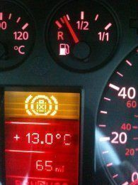 Unknow Dash Warning Symbol Audi Sportnet