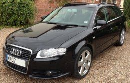 audi a4 b7 2.0 tdi s-line 170 - starting issues cuts out, blown