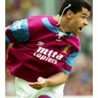 Paul McGrath's Knees