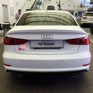 Audi Toby