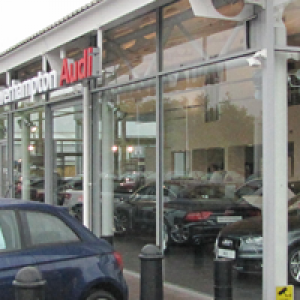 Image gallery wolverhampton audi for Jardine motors