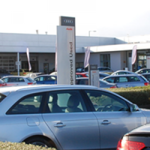 Image gallery shrewsbury audi for Jardine motors